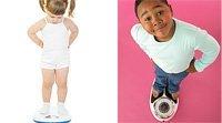 Obesidade infantil. Criança com sobrepeso