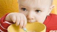 Alimentação para bebês de 1 a 2 anos