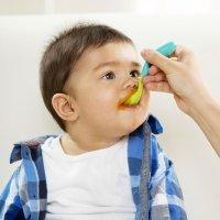Alimentação para bebês de 7 a 12 meses