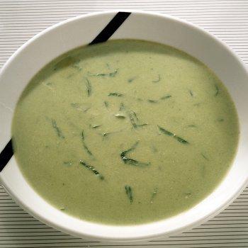 Caldo verde. Receita de sopa portuguesa