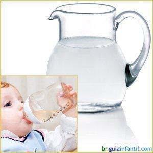 Receita de soro caseiro para evitar ou curar a desidratação infantil